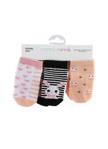 Mammaramma Soket Çorap Renkli
